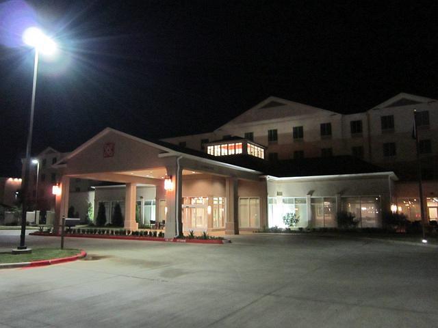 Hilton Garden Inn Midland Texas R L Electric Inc Electrical Contractor Electrician